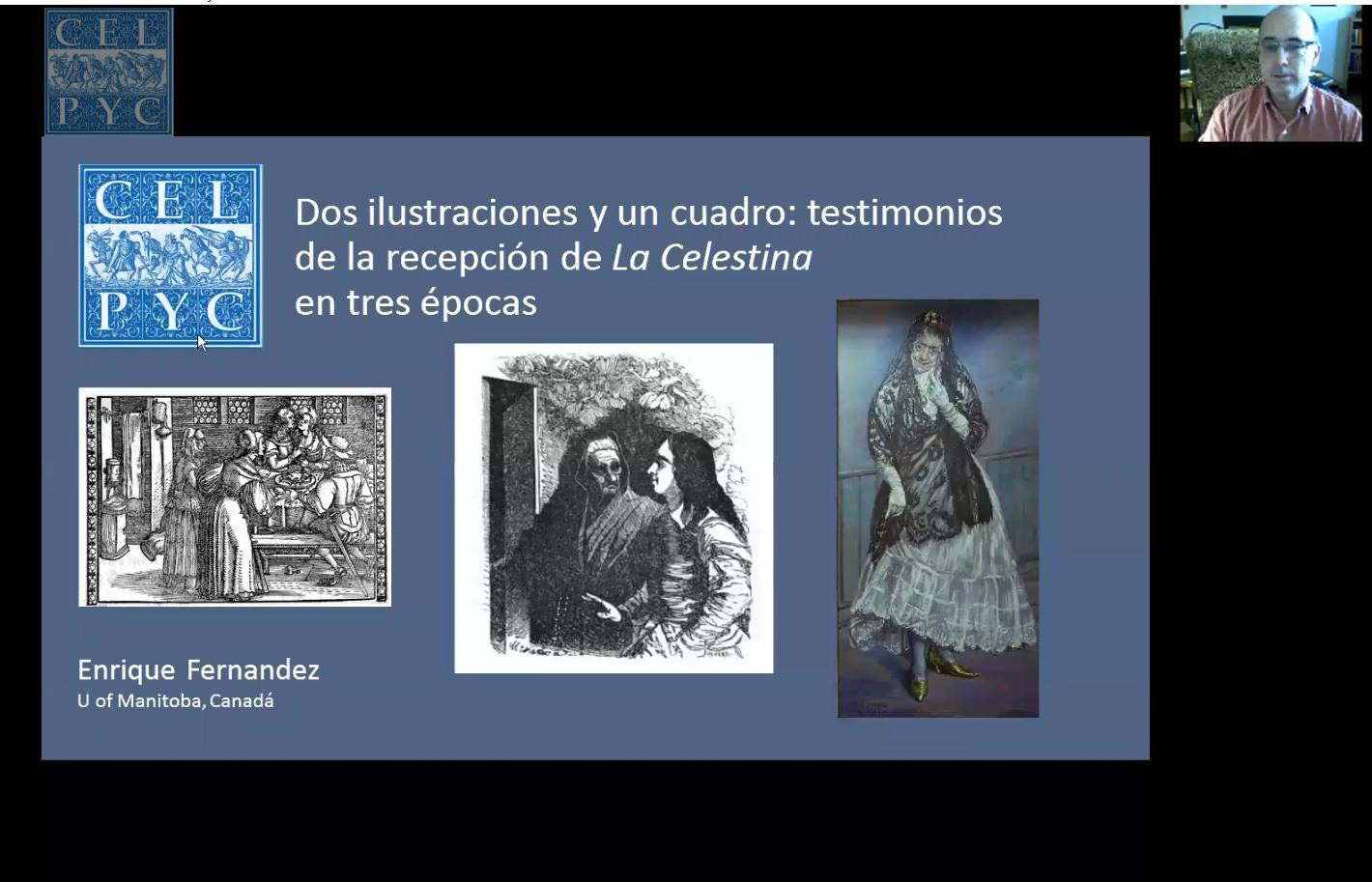 """Dos ilustraciones y un cuadro: testimonios de la recepción de """"La Celestina"""" en tres épocas – Enrique FERNÁNDEZ"""